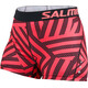 Salming Energy Løbeshorts Damer pink/sort